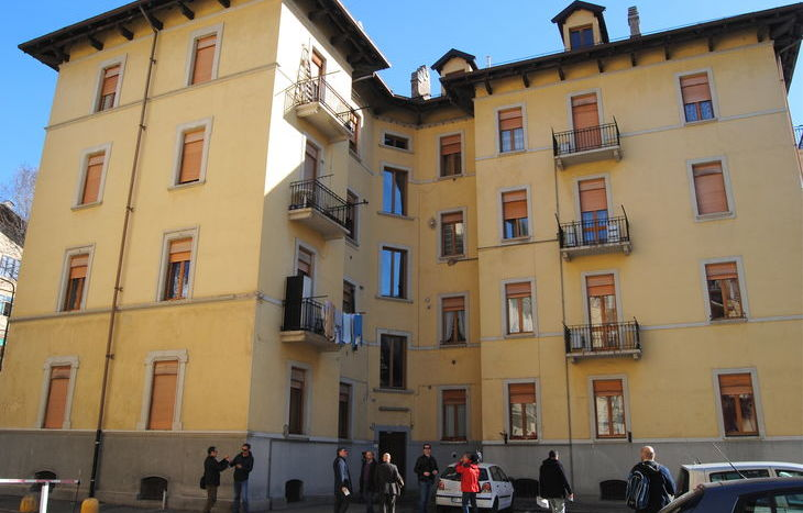 Quartiere Cogne - Giacchetti