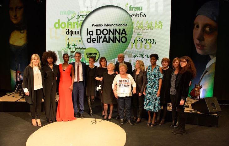Premio Donna dell'Anno 2018