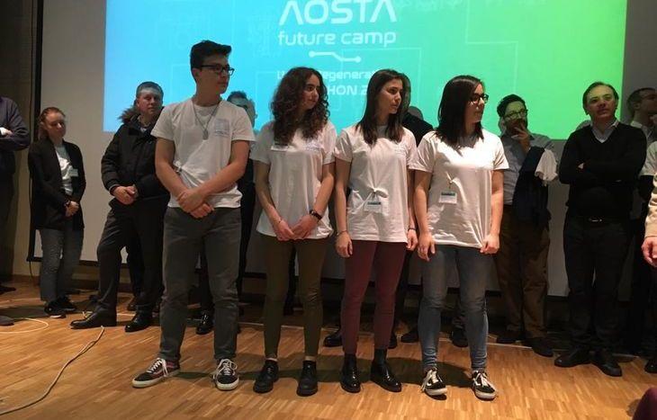 Aosta future camp