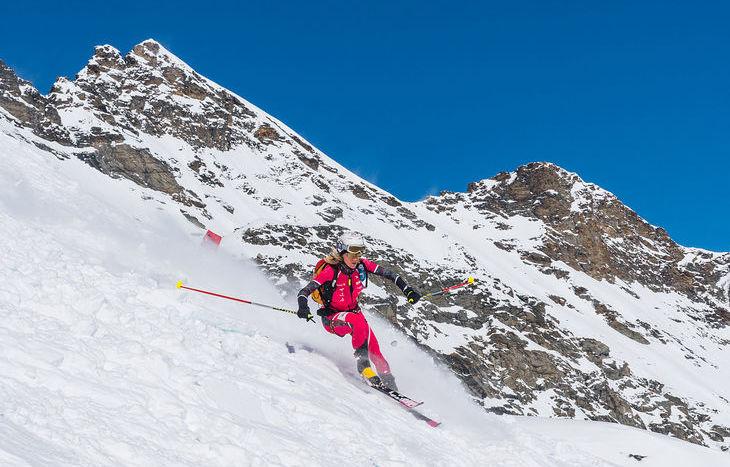Severine Pont Combe - Tour du Rutor Extreme 2018