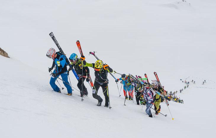 Seconda tappa - Tour du Rutor Extreme 2018