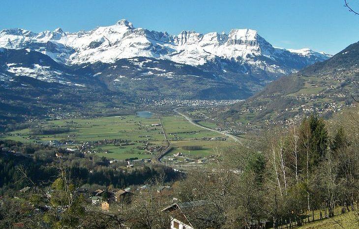 Valle dell'Arve - Alta Savoia