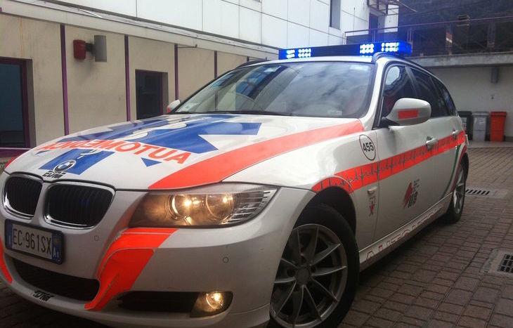 Volontari soccorso Chatillon