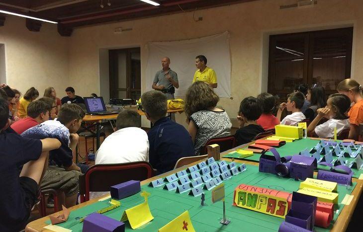 volontari del soccorso di saint-vincent chatillon