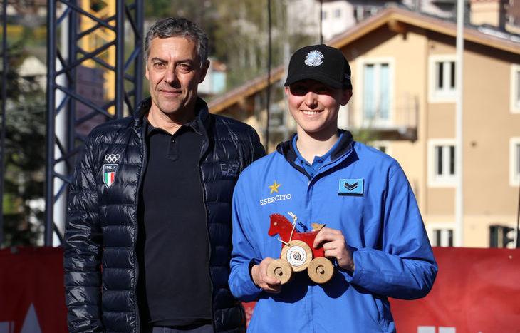 La festa dei protagonisti dei Giochi olimpici invernali di PyeongChang - Francesca Gallina