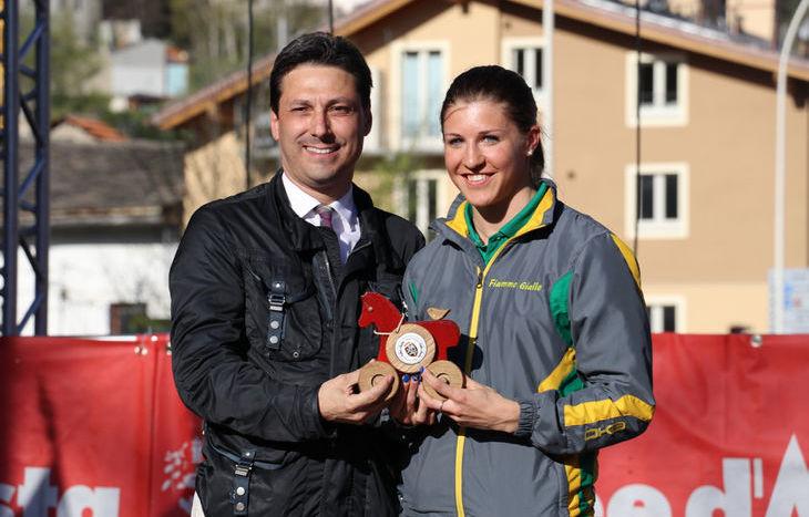 La festa dei protagonisti dei Giochi olimpici invernali di PyeongChang - Greta Laurent