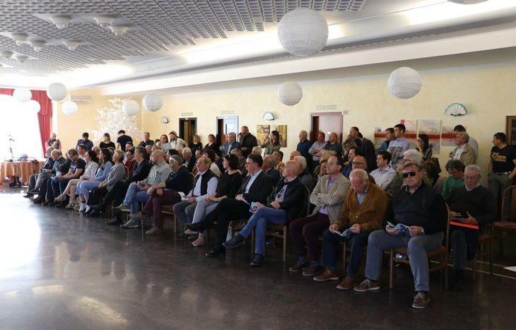 Presentazione candidati Union Valdotaine