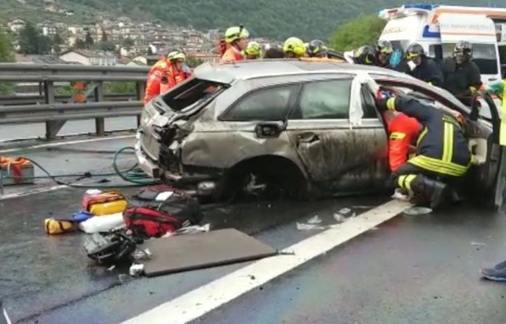 incidente Pont-Saint-Martin