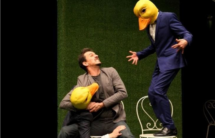 N.E.R.D.s sintomi - spettacolo teatrale