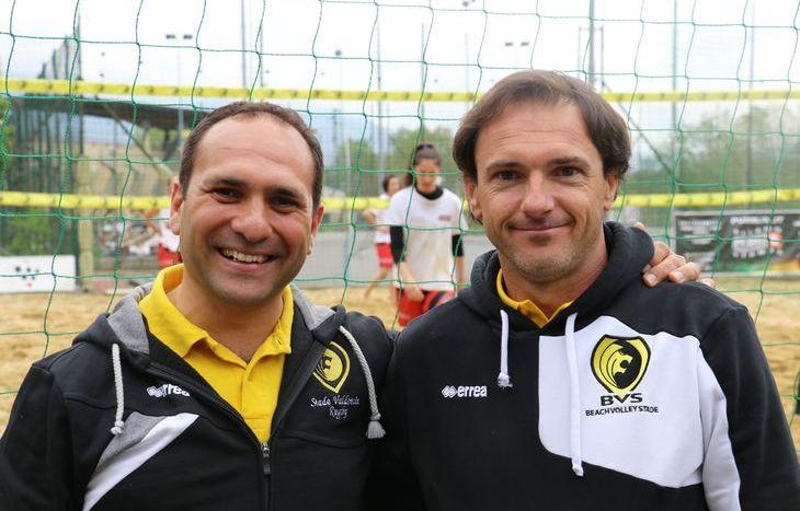 Francesco Fida e Lucio Bionaz