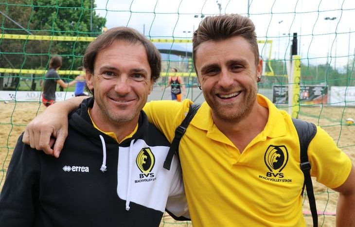Lucio Bionaz e Fabrizio Morgillo