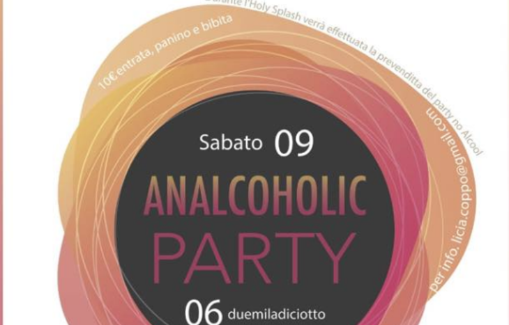party analcoholic