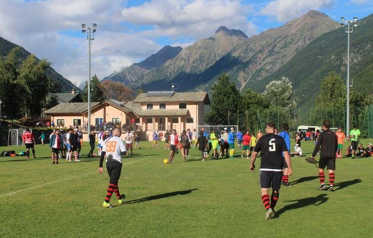 24ore calcio Doues