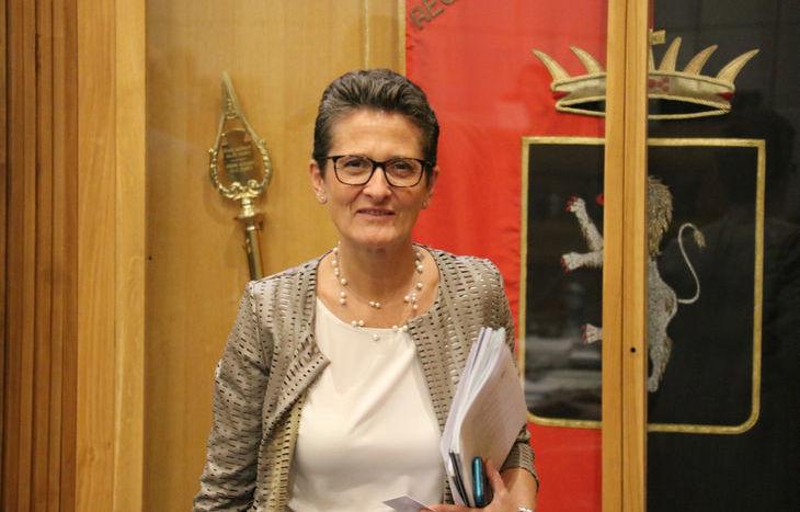 Patrizia Morelli - Segretario Consiglio regionale
