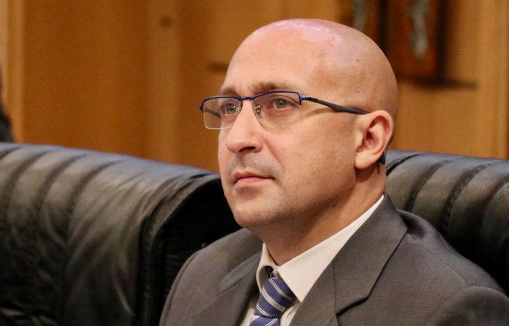 Consiglio regionale 26 giugno 2018 - Stefano Borrello