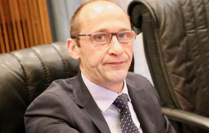 Consiglio regionale 26 giugno 2018 - Luca Bianchi