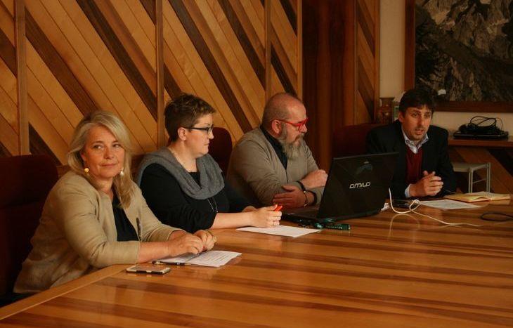 Roberta Villa, Claudine David, Ivano Parasacco, Stefano Miserocchi