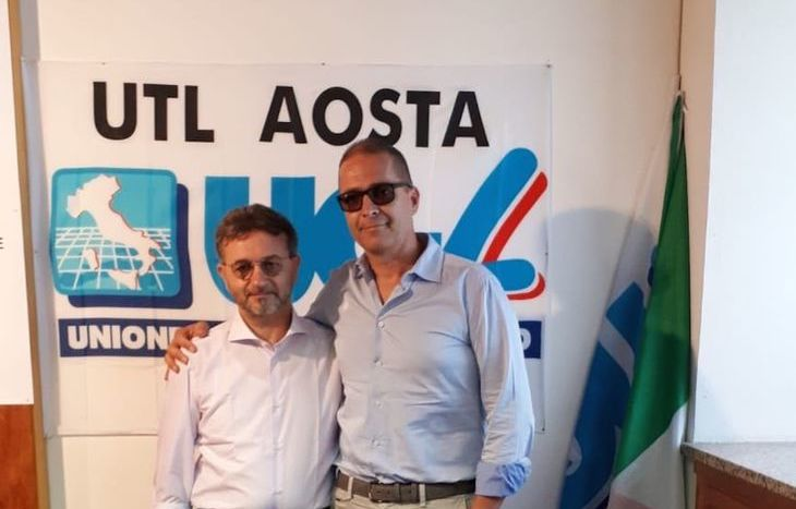 Walter Zampa e Tommaso Auci