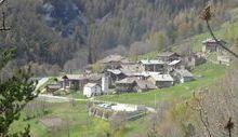 Villaggio di Verrogne