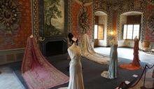 I vestiti della Regina - Castello di Sarre