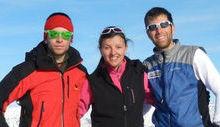 Alessandro Lombardini, Elisa Berton e Luca Lombardini