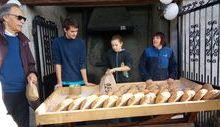 Du Blé au pain La Magdeleine