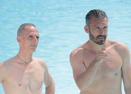 Nicola Brischigiaro e Gianluca Zambrotta