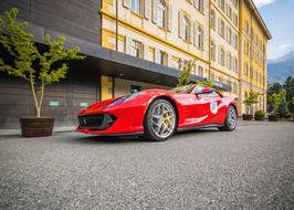 Ferrari Cavalcade - Foto di Simone Fortuna