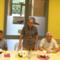 Il Comitato Vda Riparte: da sx Antonio Fuggetta, Elio Riccarand, Paolo Meneghini e Delio Dezzuto