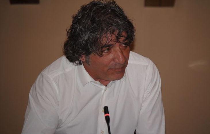 Il consigliere UV Vincenzo Caminiti