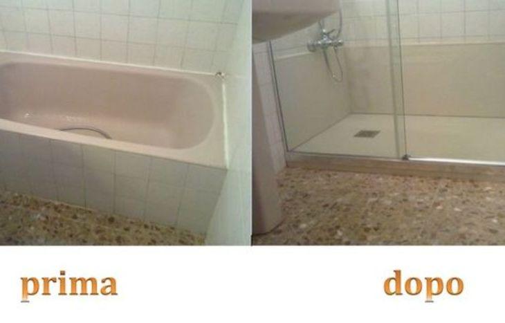 Trasformare la vasca in doccia ecco perché farlo e perché