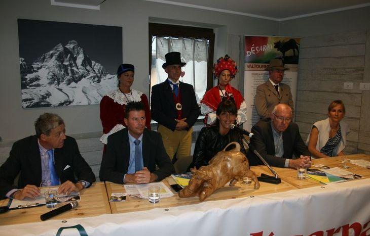 Walter Galli, Luca Ferrari, Deborah Camaschella, Renzo Testolin, Jeannette Bondaz, Valtournenche, Désarpa