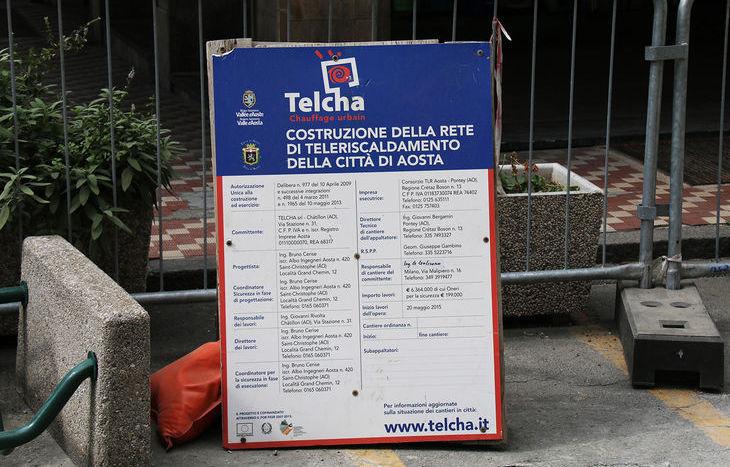 Gli scavi di Telcha