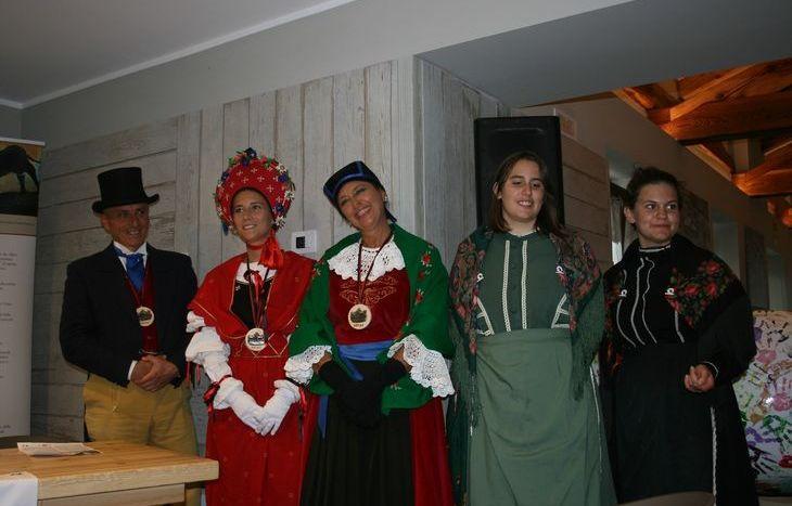 Désarpa, Valtournenche, costumi tipici, folclore