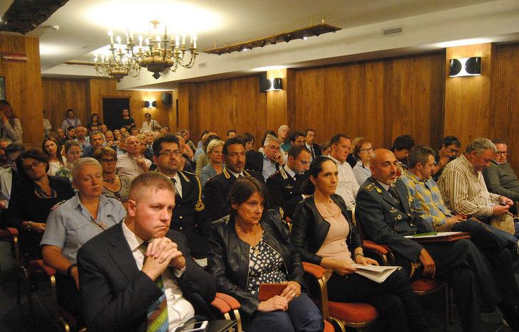 La tavola rotonda sul Turismo e la Legalità