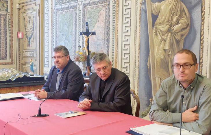 Massimo Liffredo, mons. Lovignana, Andrea Gatto