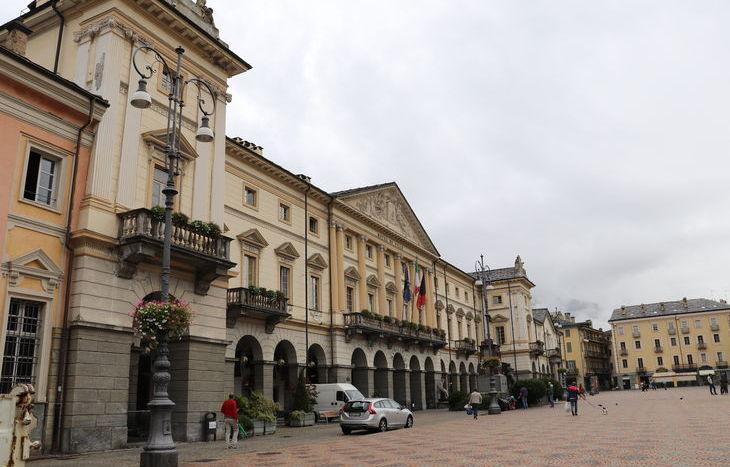 Municipio di Aosta
