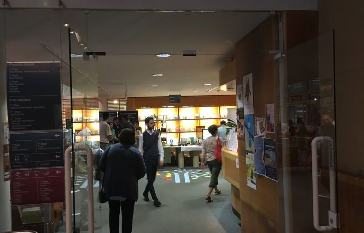 Notte bianca alla Biblioteca regionale
