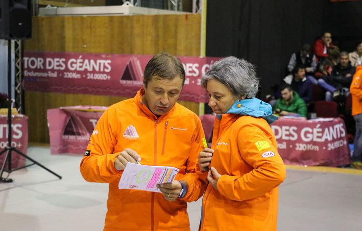 Silvano Gadin e Alessandra Nicoletti