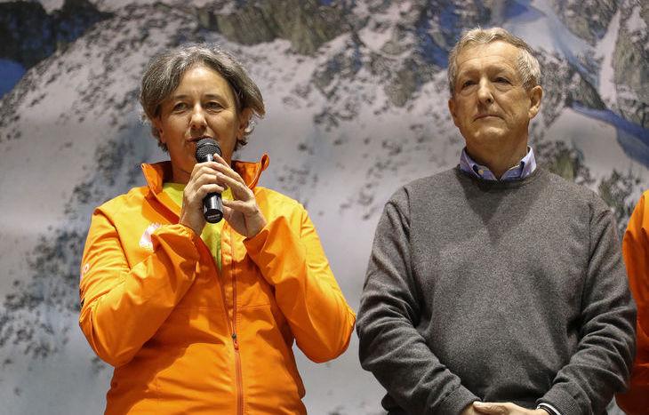 Alessandra Nicoletti e Ferruccio Truchet