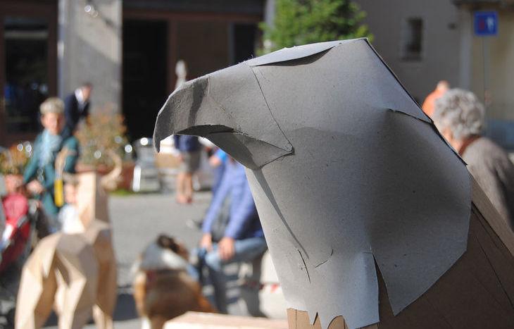 Cartone Animale/Animaux en papier
