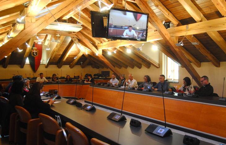 La Commissioni consiliari congiunte