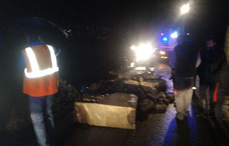 L'incidente di ieri a Châtillon.