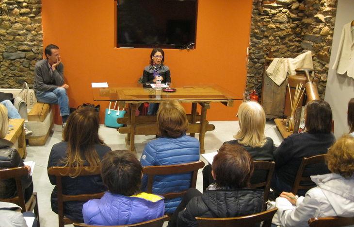 i mercoledì del benessere -la serata con la dottoressa Caterina Ciancamerla.