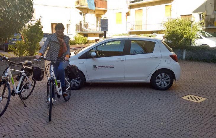 Auto e bici elettriche Arer