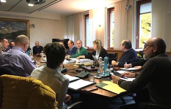 Audizione sindacati II Commissione