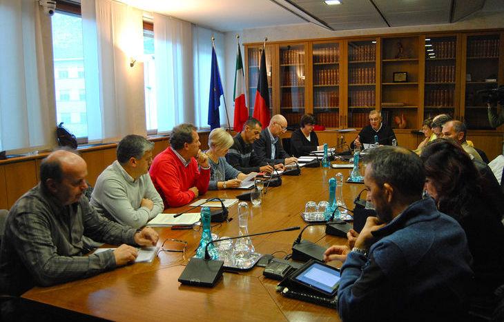 La IV Commissione regionale permanente