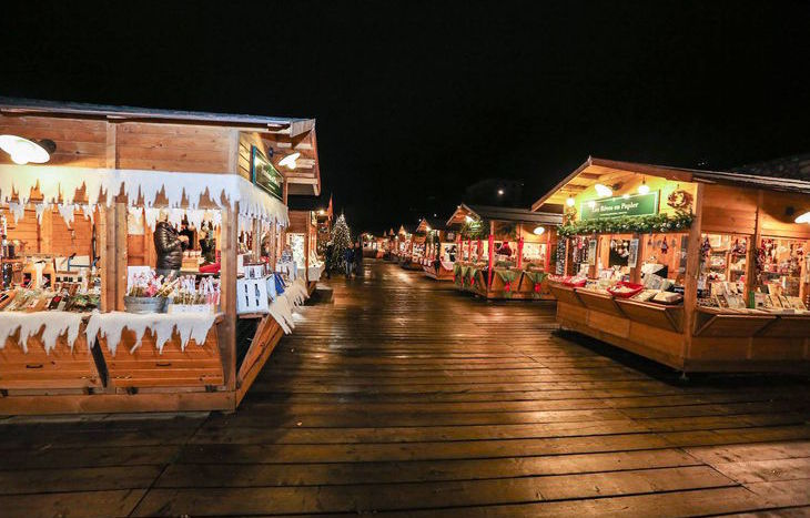 Marché Vert Noel
