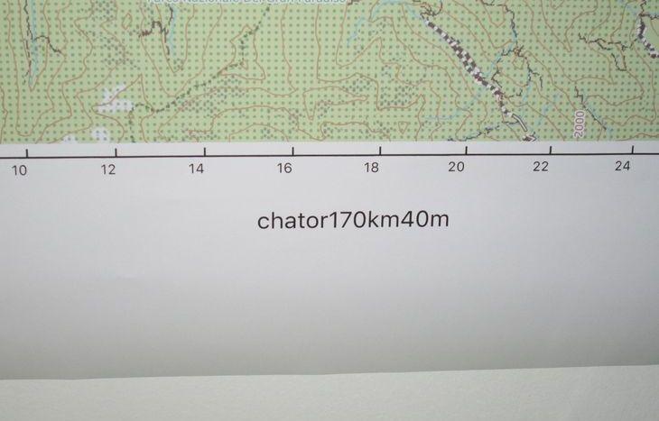 La presentazione del Tor des Chateaux
