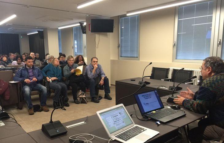 Il workshop sul sul nuovo Codice dell'Amministrazione Digitale